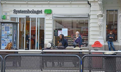 Systembolaget
